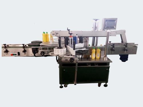 HS DSL-100 Automatic Dual Sides Labeling Machine